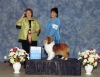 Am/Can Ch. Wyndsong Shiloh (2nd in futurity ASSA )